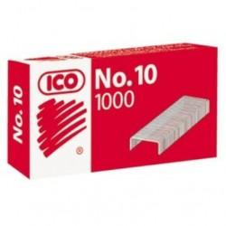 ICO-No.10  spony do zošívačky 10mm 1000ks