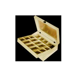 PED-10306  Box s 2 poschodiami 26x24x12cm