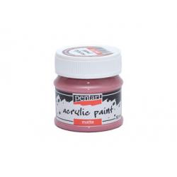 PEN-20984 fialová vintage matná akryl farba 50ml