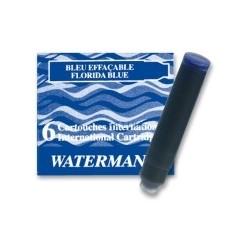 Waterman bombičky M modré  8ks