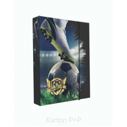 KAR-73519 Fotbal box na zošity A5