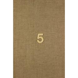CFB-číslo 5 výrobok z dreva 10ks/32mm