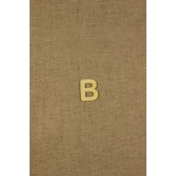 CFB-písmeno B výrobok z dreva 10ks/32mm