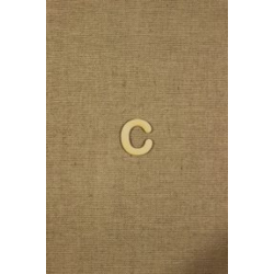 CFB-písmeno C výrobok z dreva 10ks/32mm