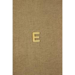 CFB-písmeno E výrobok z dreva 10ks/32mm