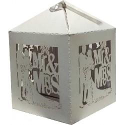 PF-606393 darčeková škatuľka papierová 6x6cm