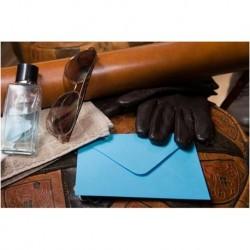 KAS-C675 Farebná obálka 16,2x11,4cm- nimbus modrá