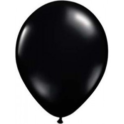 PF-20528 Čierne balóny 50ks/23cm na Hélium