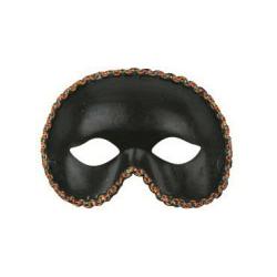 ND9109  Maska čierna - 19cm