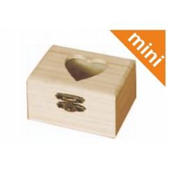 PED-5901  Mini box so srdcom 6x4,5x4cm