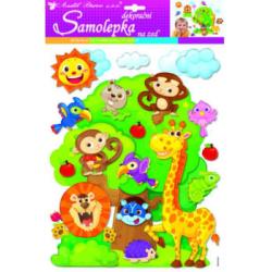 WK-004/10222 Džungla detská dekorácia