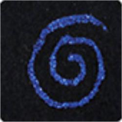 PEN-18694  modré glitrové pero 30ml