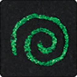 PEN-18697 zelené glitrové pero 30ml