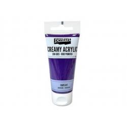 PEN-27956 baklažánová krémová akrylfarba 60ml