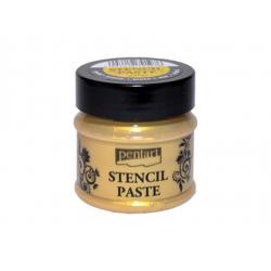 PEN-29407 zlatá šablónová pasta 50ml