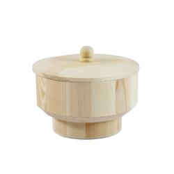 PED-12898  Okrúhly box 12,5x18x6cm