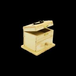 PED-6341  Box so šuflíkom 15x12x5cm