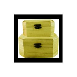 PED-11242  Set osemhr. boxov 2 kusy 12,5x12,5x8cm