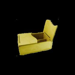 PED-10688  Box na šperky 13x13x4,5cm