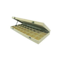 PED-5872 Box na čaj 48,5x21,8x5,2cm