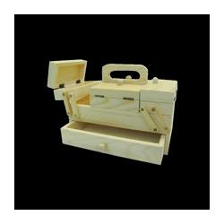 PED-5878  Box na šitie 21x21x11cm