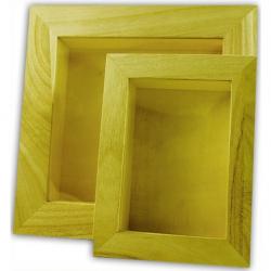PED-14334 3D ramik na fotky 20,5x20,5x4,5cm