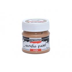 PEN-20986 Piesková matná akryl farba 50ml