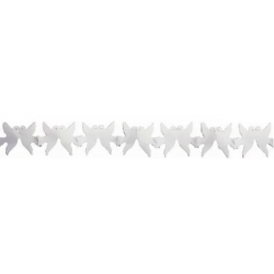 ND9020  Girlanda holubice - 400x24,5x18,5cm