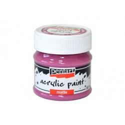 PEN-13111 staroružová akrylfarba matná 50ml