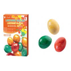 AN-7702  farby na vajíčka 3ks - lakované