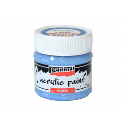 PEN-14109 Farba akryl čučoriedka matná 50ml