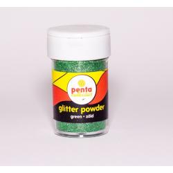 PEN-26345   Glitre sypané – Zelené 15g