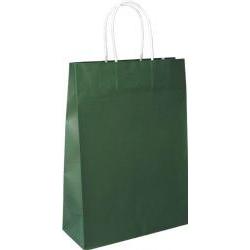 CHTAD Green/18 Taška papierová 180x80x220mm