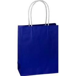 CHTAD Blue/18 papierová taška 180x80x220mm