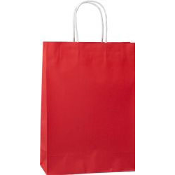 CHTAD Red/18 papierová taška 180x80x220mm