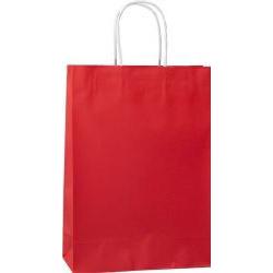 CHTAD Red/24 papierová taška 240x100x340mm