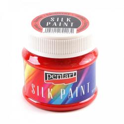 PEN-17769 karmín farba na hodváb 50ml