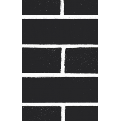 TAP - 13565 Tapeta Brick black 45cm x 15m