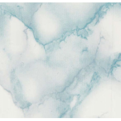 TAP - 10709 Tapeta Carrara blue 67,5cm x 15m