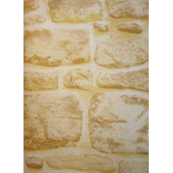 TAP - 10869 Tapeta Mediterranean stonewall 67,5cm x 15m