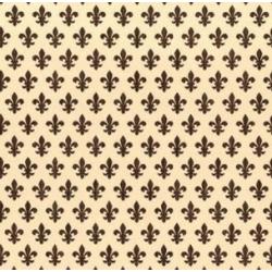 TAP - 11469 Tapeta Lily brown 45cm x 15m