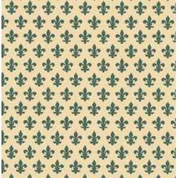 TAP - 12021 Tapeta Lily green 45cm x 15m