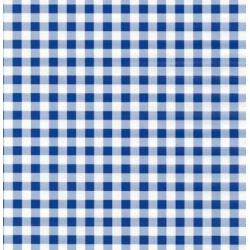TAP - 12819 Tapeta Check blue 45cm x 15m