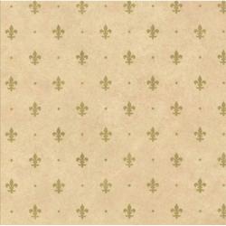TAP - 11521 Tapeta Lily gold 67,5cm x 15m