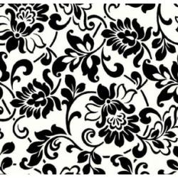 TAP - 10581 Tapeta Heritage black white 90cm x 15m
