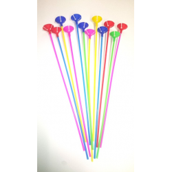 PF-20556 Držiak na balóny 40cm/12ks-farebný