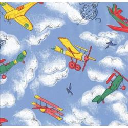 TAP - 11695 Tapeta - Aeroplane 67,5cm x 15m