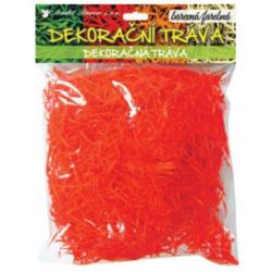 AN-1957 červená dekoračná tráva 50g
