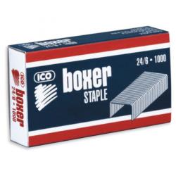 ICO-Boxer 24/6  spony do zošívačky 24mm 1000ks