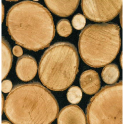 TAP-11613  Tapeta-Logs 45cmx15m